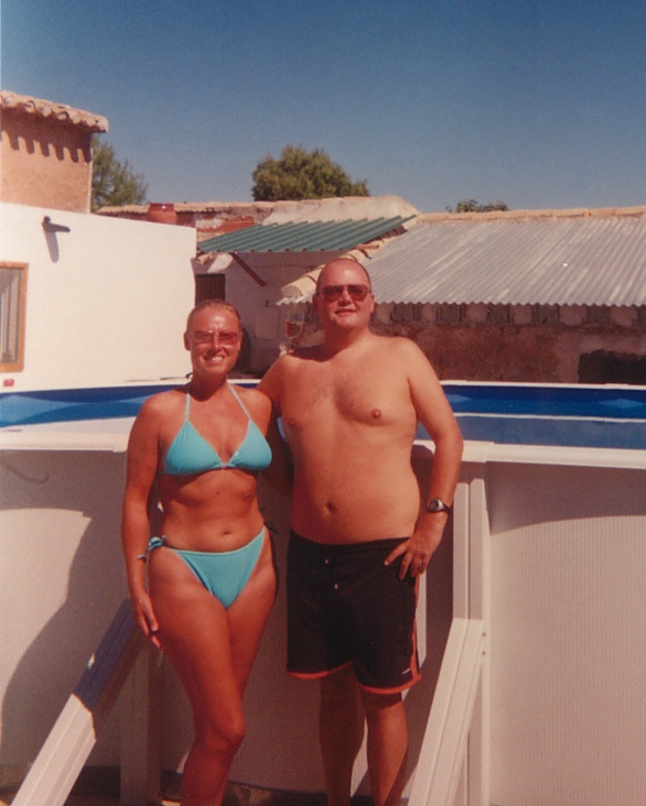 First Year in Spain 2003